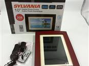 SYLVANIA Digital Picture Frame SDPF1089
